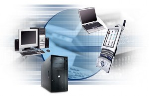 Network Computer Services, Firewall, Servers, Routers
