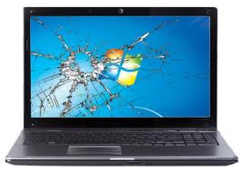 Laptop Screen Repair, Screen Fix, Cracked Screen